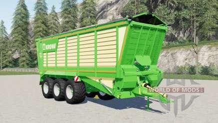 Krone TX 460 ®  para Farming Simulator 2017