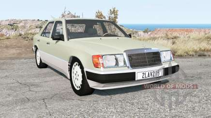 Mercedes-Benz 230 E (W124) 1992 para BeamNG Drive