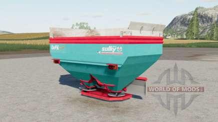 Sulky DPX expert para Farming Simulator 2017