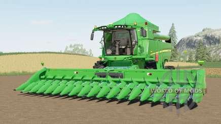 John Deere S500&S600 series para Farming Simulator 2017