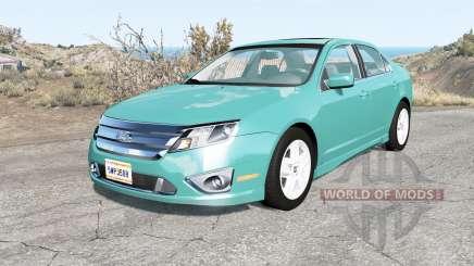 Ford Fusion Sport (CD338) 2010 para BeamNG Drive