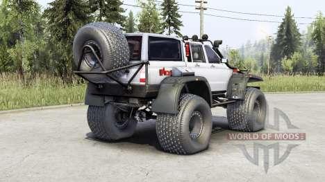 Yamal H-4 L 2013 para Spin Tires