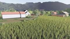 Normalna Wies v3.0 para Farming Simulator 2017