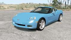 Chevrolet Corvette coupe (C6) 2006 para BeamNG Drive
