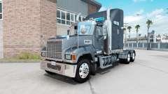 Mack Pinnacle CHU613 v2.3 para American Truck Simulator