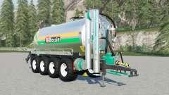 Bossini B4 350 para Farming Simulator 2017