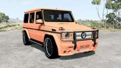 Mercedes-Benz G 65 AMG (W463) 2012 para BeamNG Drive