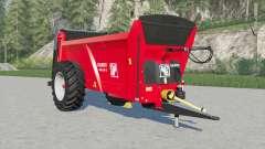 1ⴝ Gilibert Helios para Farming Simulator 2017