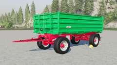 Kroger Agroliner HKD 1ⴝ0 para Farming Simulator 2017