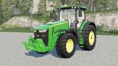 John Deere 8R-serᶖes para Farming Simulator 2017