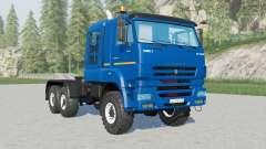 Kamaz-652Ձ6 para Farming Simulator 2017