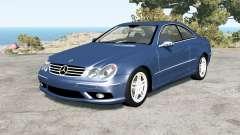 Mercedes-Benz CLK 55 AMG (C209) 2005 para BeamNG Drive