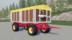 Kroger Agroliner HKD 302 v1.1 para Farming Simulator 2017