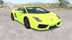 Lamborghini Gallardo para BeamNG Drive