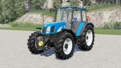 New Holland T5000-series & TL-A series para Farming Simulator 2017