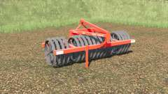 ÉL-VA de 300 mm Delante-Pakkeᵲ para Farming Simulator 2017