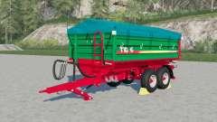 Metaltech TB-series para Farming Simulator 2017