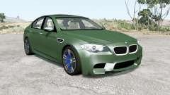 BMW M5 (F10) Ձ011 para BeamNG Drive