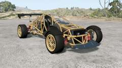 Civetta Bolide Track Toy v6.0 para BeamNG Drive