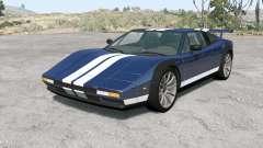 Civetta Bolide FH-Sport v1.1 para BeamNG Drive