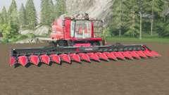 Caso IH 71૩0 de flujo axial para Farming Simulator 2017
