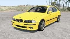 El BMW M5 (E3୨) 2001 para BeamNG Drive