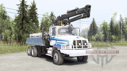 Freightliner 114SD para Spin Tires