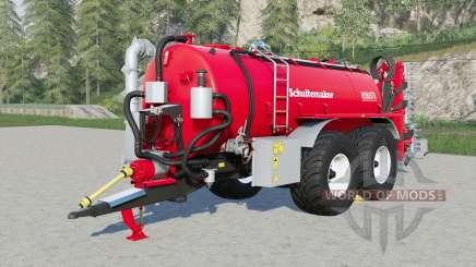 Schuitemaker Robusta 225 v1.2 para Farming Simulator 2017