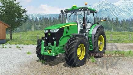 John Deere 7200Ɍ para Farming Simulator 2013