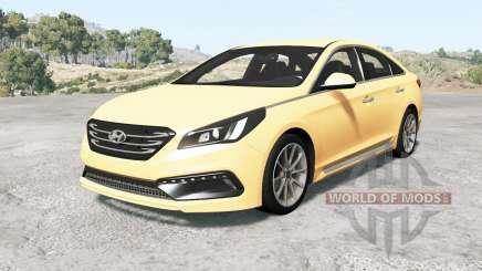 Hyundai Sonata Sport (LF) 2015 v1.1 para BeamNG Drive
