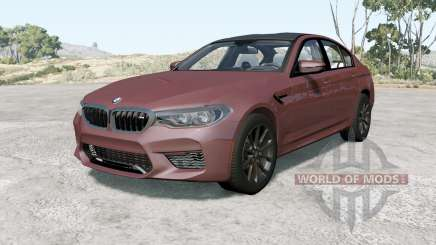 BMW M5 Competition (F90) 2018 para BeamNG Drive