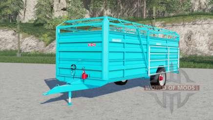 Masson BS63 para Farming Simulator 2017