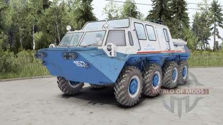Gaz-59037 flotante v1.1 para Spin Tires