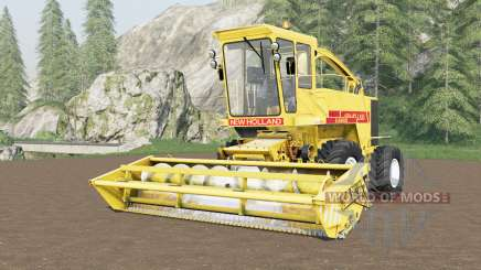 New Holland S2200 v1.2 para Farming Simulator 2017
