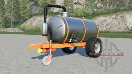 Kaweco Slurry Tankeᶉ para Farming Simulator 2017