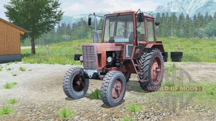 MTZ-80 Беларуƈ para Farming Simulator 2013