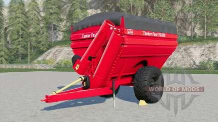 Jan Tanker Fast 1୨.000 para Farming Simulator 2017