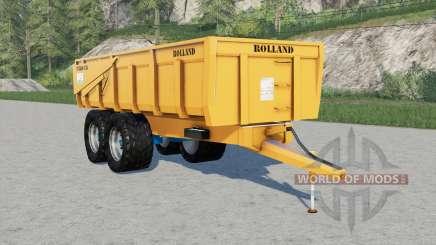 Rolland Turbo 13ⴝ para Farming Simulator 2017
