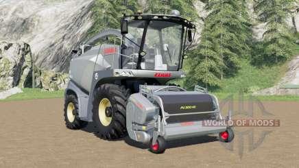 Claas Jaguaɾ 800 para Farming Simulator 2017