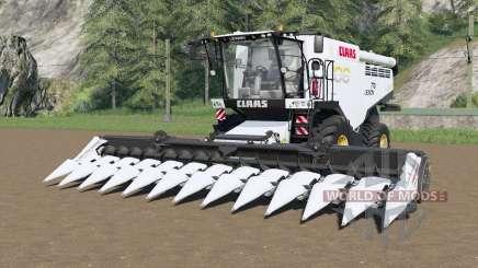 Claas Lexion 770 100th Aniversary Edition para Farming Simulator 2017