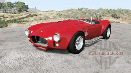 Shelby Cobra 427 (MkIII) v1.1 para BeamNG Drive