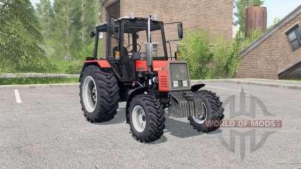 MTZ-892 Беларуƈ para Farming Simulator 2017