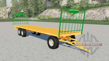Dangreville 11M para Farming Simulator 2017