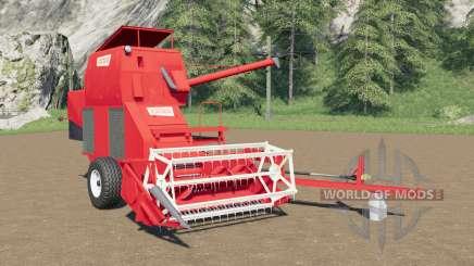Fahr M66T para Farming Simulator 2017