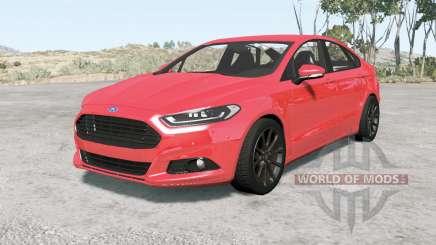 Ford Mondeo 2015 v1.1 para BeamNG Drive