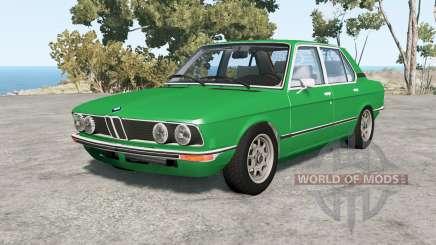BMW 528i sedan (E12) 1977 v1.18 para BeamNG Drive