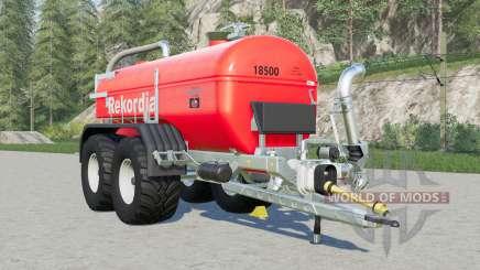 Meyer Rekordia MLS 18.000 para Farming Simulator 2017