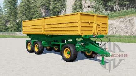 Hodgep Toldi-14 para Farming Simulator 2017