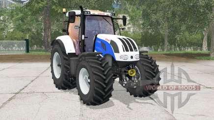 Steyr 6230 CVȾ para Farming Simulator 2015