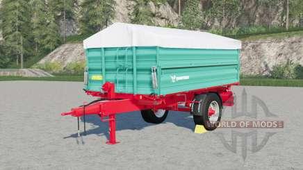 ৪00 farmtech EDK para Farming Simulator 2017